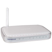 NETGEAR WGT624NA Access Point WiFi 802.11G 108Mbps