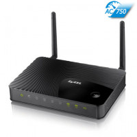 ZYXEL NBG6503 Router WiFi AC750 Dual Band